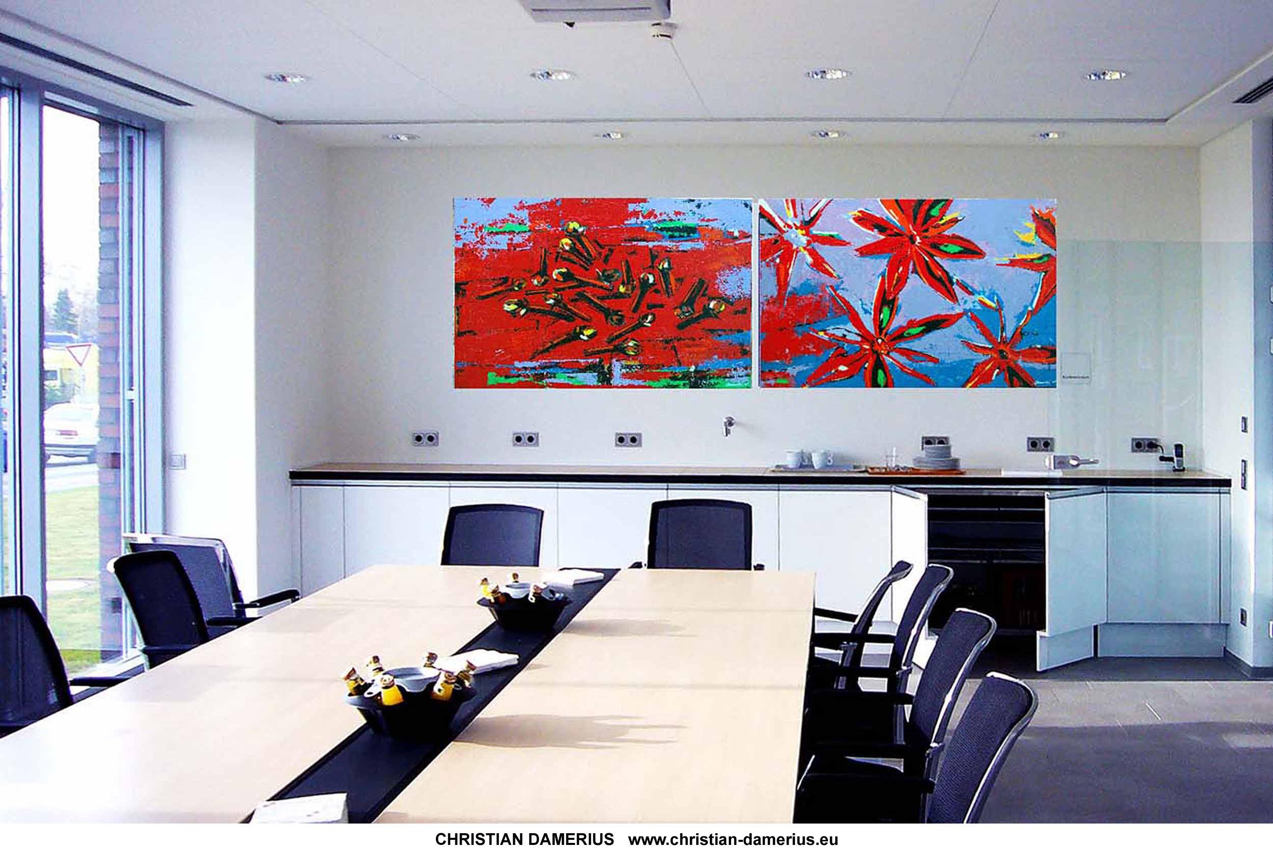 Bilder Für Büroräume : christian damerius moderne raum und wandgestaltung mit bildern b ror ume privatr ume malerei ~ Sanjose-hotels-ca.com Haus und Dekorationen