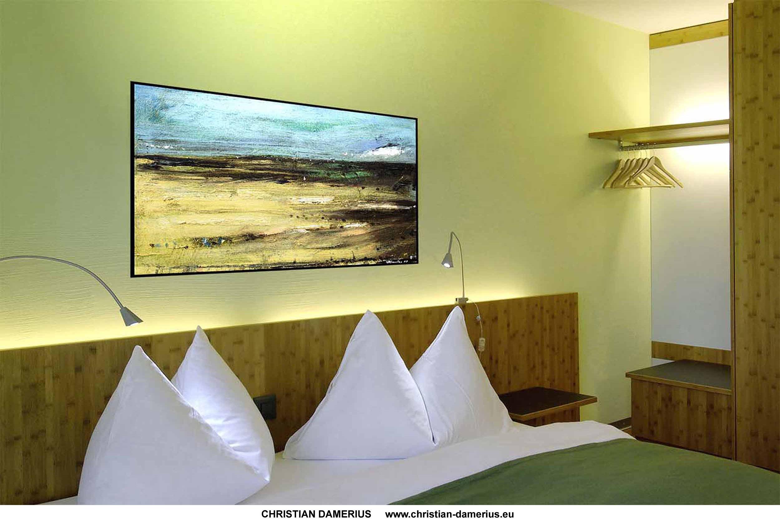 wohnzimmer kunst wandgestaltung, christian damerius,wandgestaltung,raumgestaltung mit bildern,moderne, Design ideen