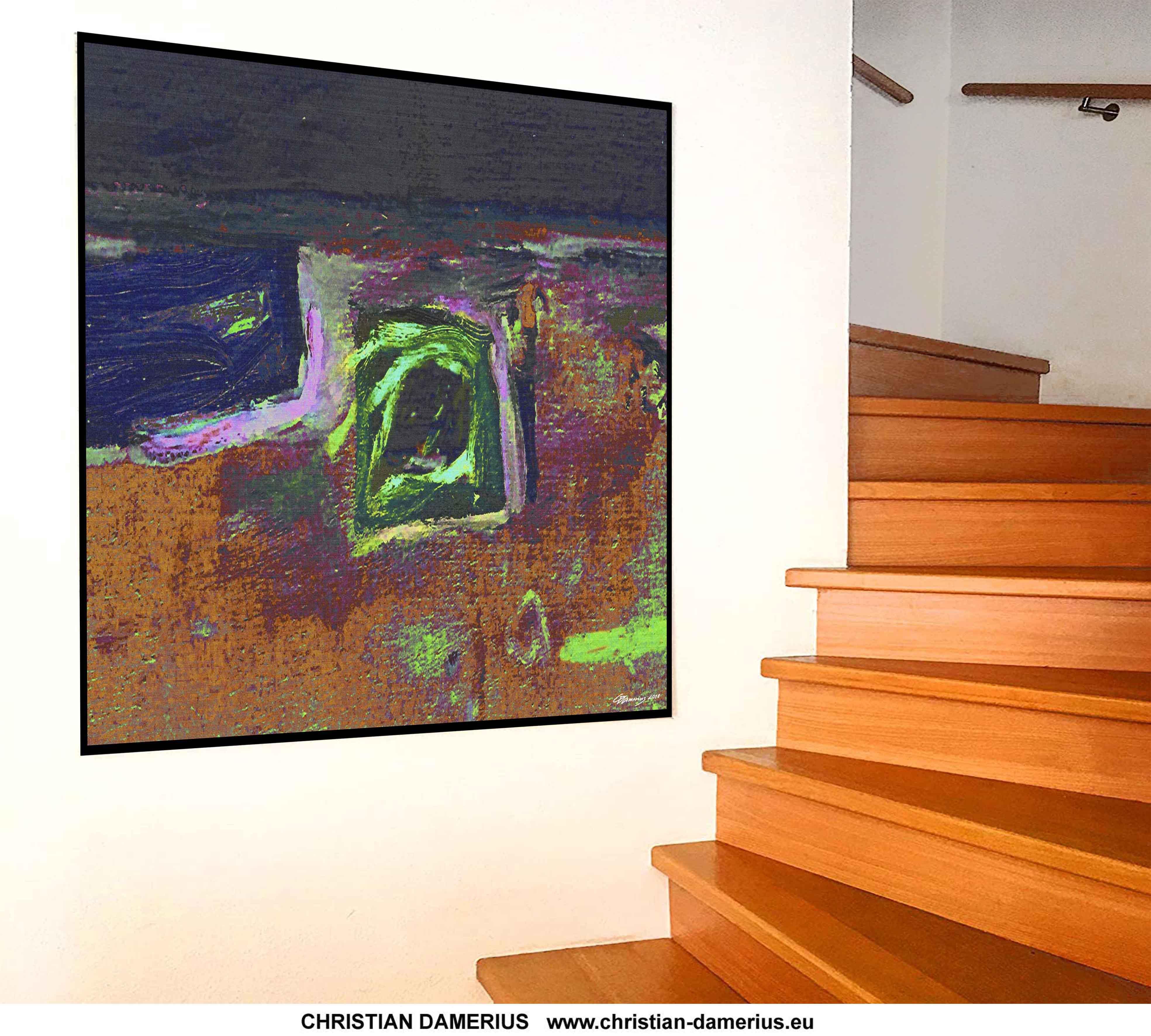 angebranntes toastbrot,brot,lebemsmittel kunstdrucke,farben,rot,blau,grün,blauviolett,gelb,grau,gerahmte kunstdrucke,online kaufen,moderne kunstdrucke kaufen,kunstdrucke gemälde