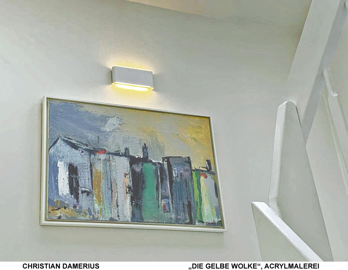 die gelbe wolke,gemälde,kunstdrucke,kaufen,moderne deutsche malerei,malerei landschaften,hafen hamburg,architektur,stillleben,dies und das,elbe,wasser,elbphilharmonie,