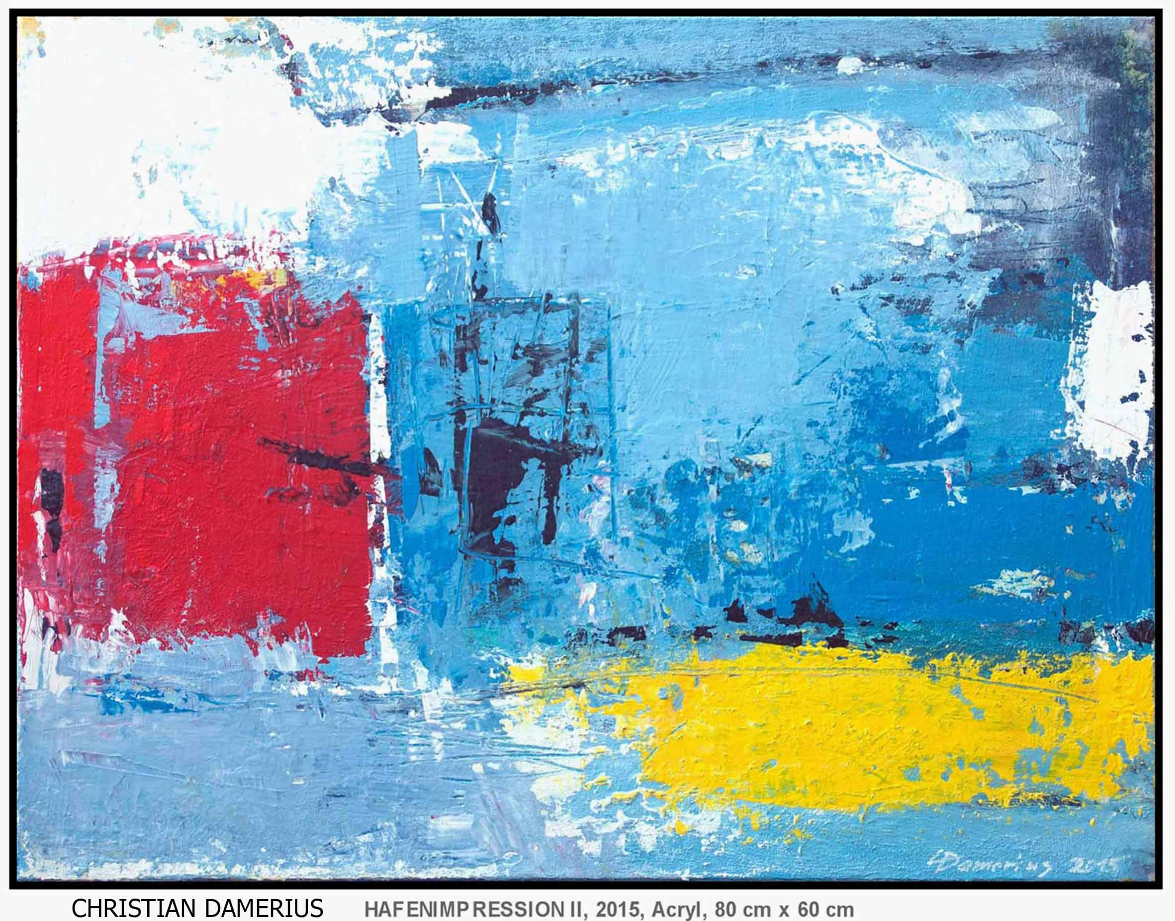 Hafen hamburg motive christian damerius kunst malerei for Moderne kunstdrucke auf leinwand
