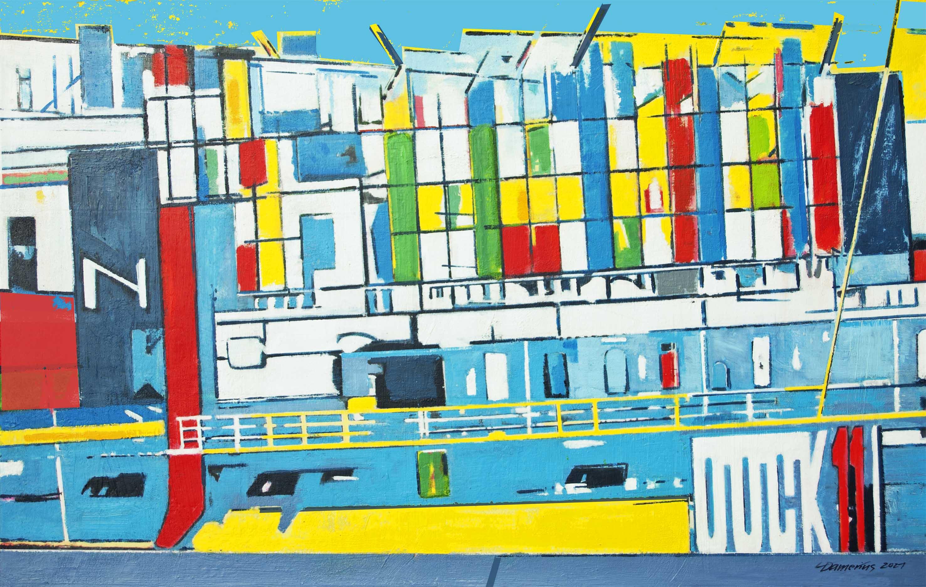 hamburg hafenimpression dock 11,hamburger hafenbilder,hafenfotos,containerschiffe,moderne deutsche malerei,auftragsbilder,acrylmalerei moderne,einlaufende schiffe,bilderwände gestalten tipps,kunstdrucke gemälde für büros wohnzimmer,moderne hamburger maler,auftragsmaler hamburg,moderne bilder kaufen,hafenbilder kaufen,hamburger hafen in bildern,