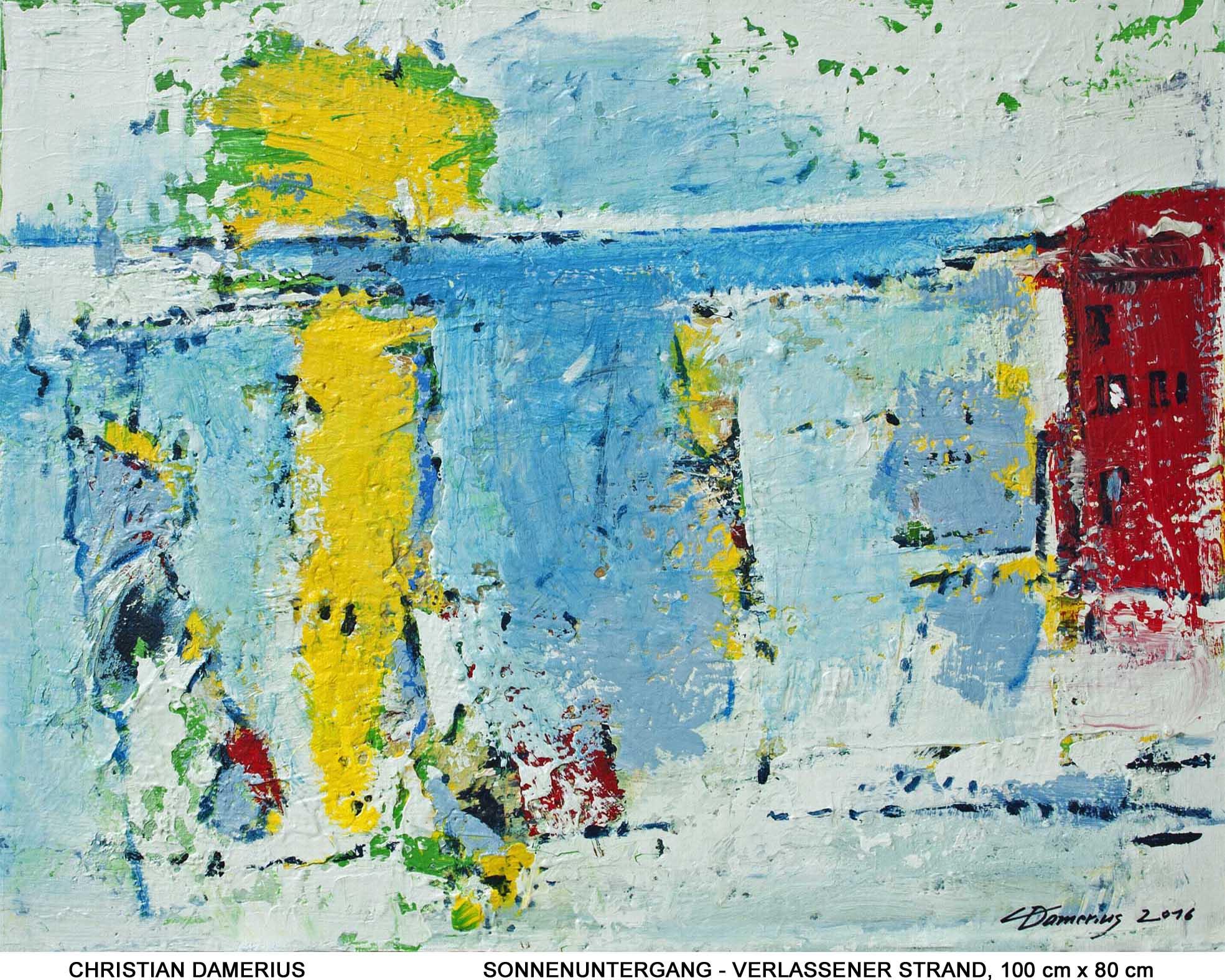 Moderne Kunstwerke farben formen christian damerius abstrakte malerei moderne hamburger
